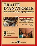 Traité d'anatomie