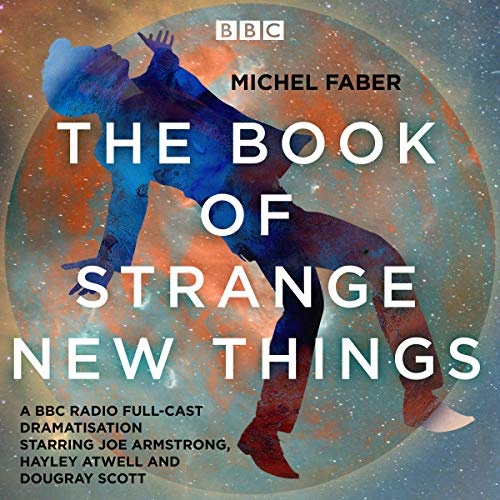 The Book of Strange New Things cover art