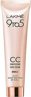 Lakmé 9 to 5 Complexion Care Face Cream, Bronze, 30g