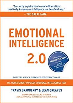 Emotional Intelligence 2.0 by [Travis Bradberry, Jean Greaves, Patrick Lencioni]