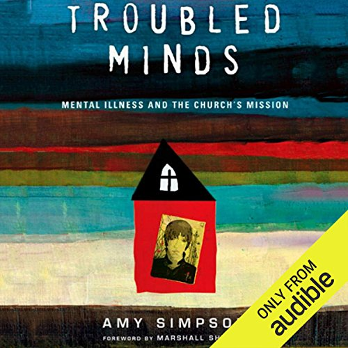 Troubled Minds audiobook cover art
