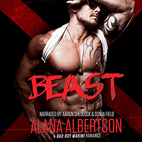 Beast audiobook cover art