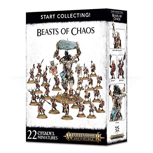 Warhammer - Age of Sigmar Start Collecting! Beasts of Chaos (70-79) Games Workshop