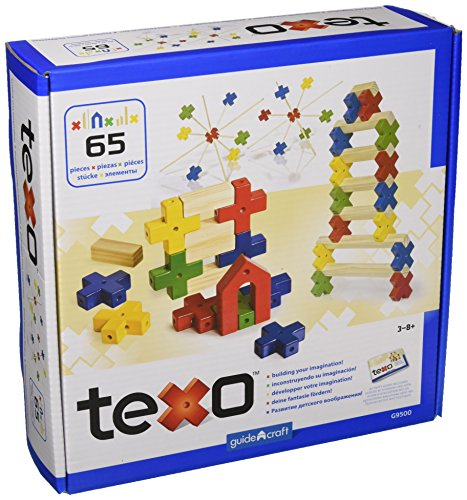 Guidecraft Texo G9500(65Stück)