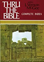 Thru the Bible, Vol. 6: Complete Index