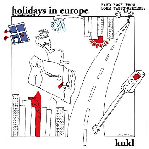 Holidays in Europe [Vinilo]