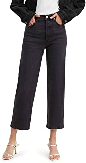 Women's Premium Ribcage Straight Ankle Jeans