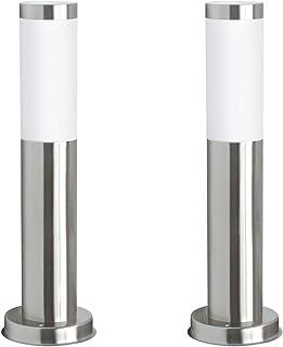 Ranex Lot de 2lampes de 45cm, éclairage de chemin/de jardin/d'extérieur