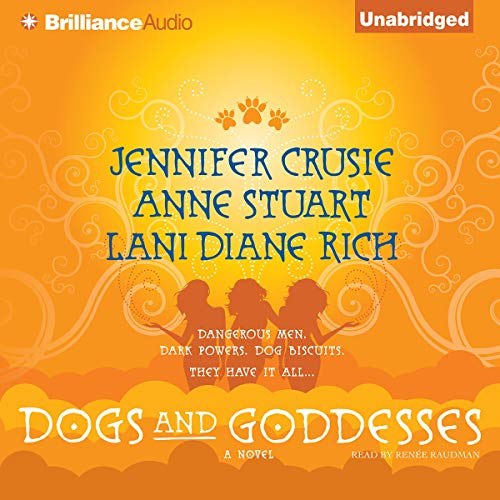 Dogs and Goddesses audiobook cover art