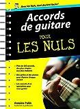 Accords de guitare Poche Pour les nuls