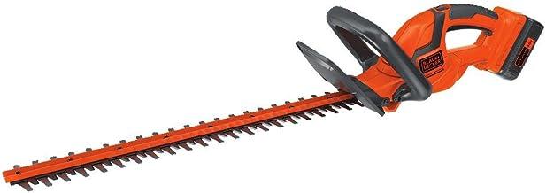 BLACK+DECKER 40V MAX Cordless Hedge Trimmer, 22-Inch (LHT2240CFF)