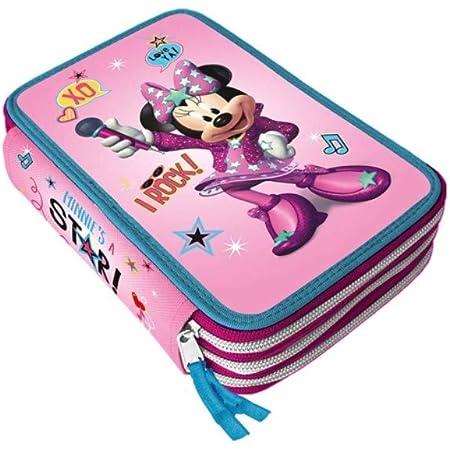 Prodotto Ufficiale IMC Toys Completo di 44 Pezzi BRUNY /& Tina Cry Babies Astuccio Scuola 3 Zip Dreamy