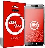 ZenGlass Nandu I Protector de Vidrio Flexible Compatible con Acer Liquid Z6 Plus I Protector de Pantalla 9H I (más pequeño Que la Pantalla Curva)