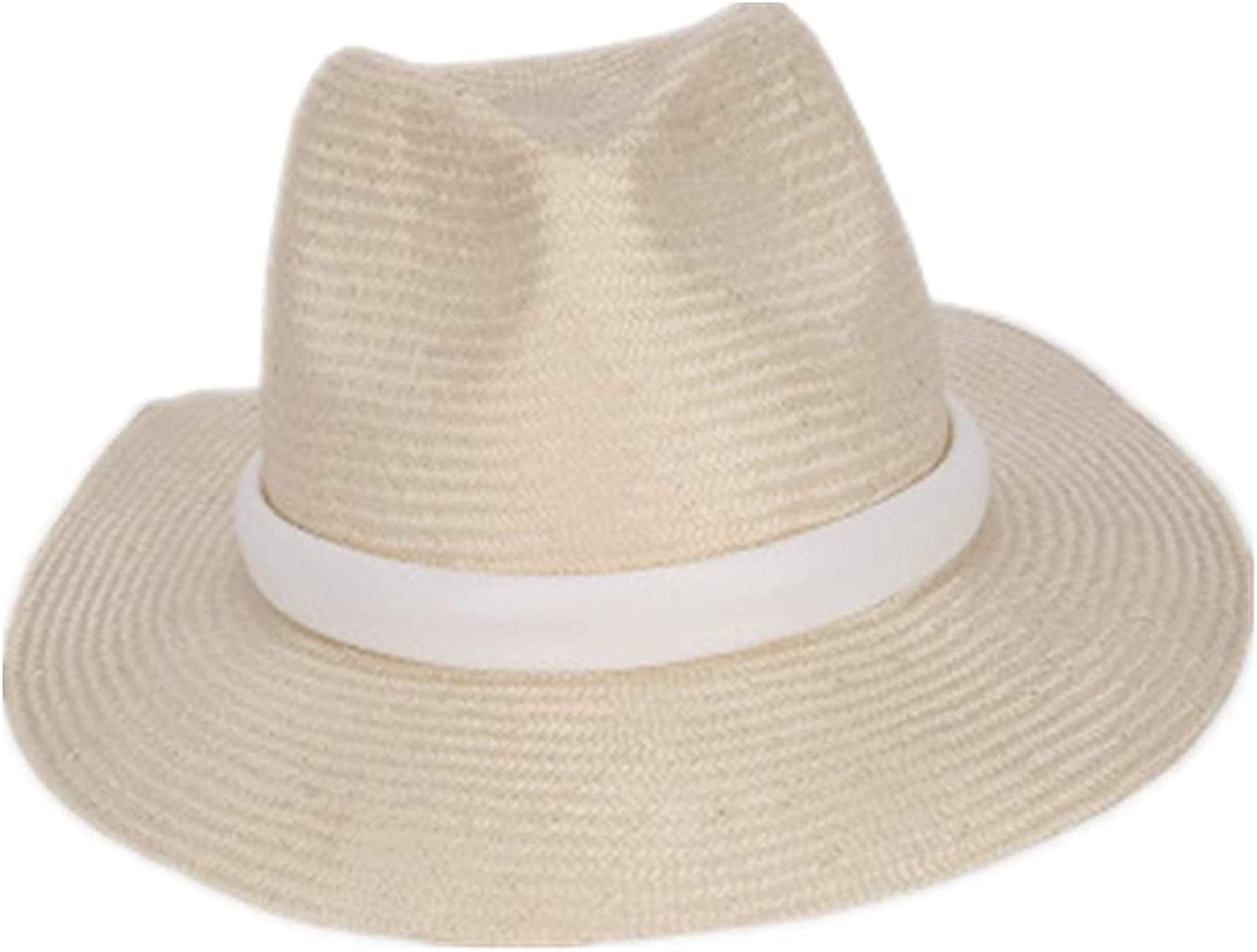 Lady Boater Sun Caps, Straw hat Women's hat Summer Sun Visor Cool Outdoor hat