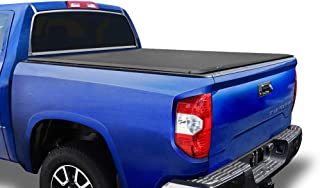 Tyger Auto T1 Roll Up Truck Tonneau Cover TG-BC1T9041 Works with 2014-2019 Toyota Tundra | Fleetside 5.5' Bed | for Models...