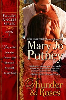 Thunder & Roses (Fallen Angels Book 1) by [Mary Jo Putney]