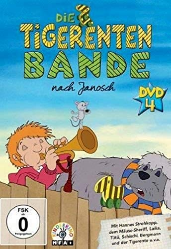 Die Tigerentenbande - Vol. 4