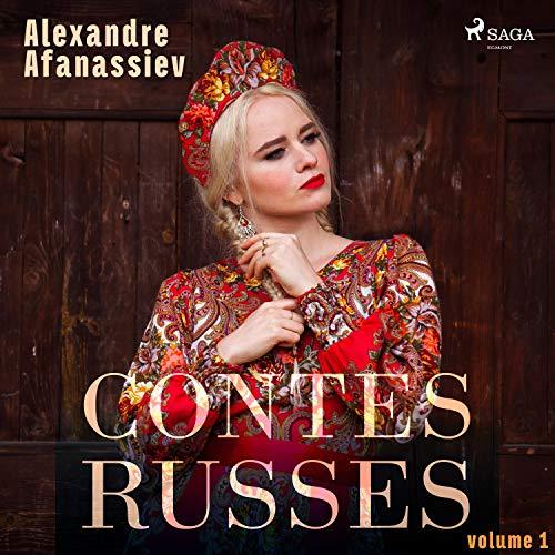 Couverture de Contes russes. Volume 1