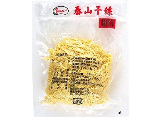 【クール便】泰山干糸(豆腐干糸)500g