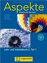 Aspekte 2-parte 1 libro alumno y ejercicios con CD audio