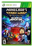 Telltale Games Minecraft: Story Mode-The Adventure completo - Xbox 360