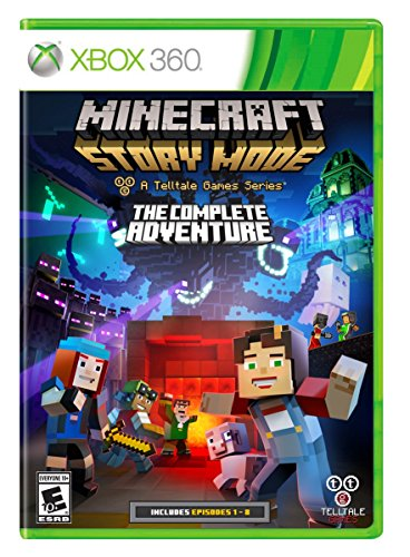 Minecraft: Story Mode- The Complete Adventure - Xbox 360