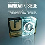 TOM CLANCY'S RAINBOW SIX SIEGE: 7560 CRÉDITOS R6 (6000+1560 extra) - 7560 CRÉDITOS |Código Uplay para PC