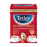Tetley - Extra Strong Tea 75 Bags - 237g