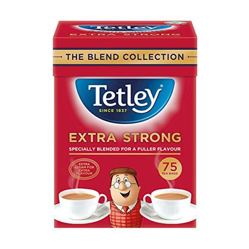 Tetley Extra Strong THE BLEND COLLECTION 75 Btl. 237g