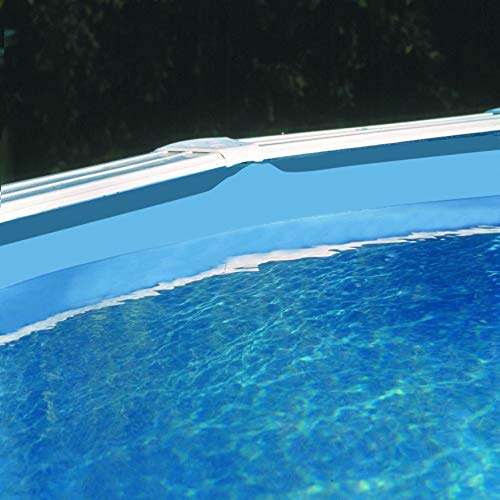 Gre FSP400 - Liner para Piscinas Redondas, Diámetro de 400 cm, Altura de 90 cm, Color Azul