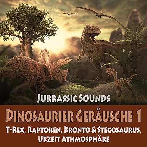 Raptor: Veloceraptor schreit zum Angriff - Fleischfresser Dino