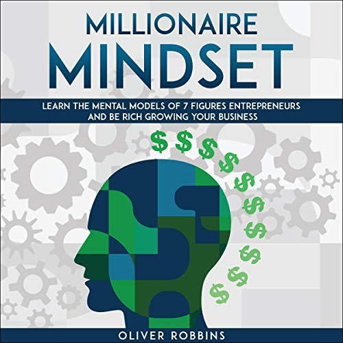Millionaire Mindset  By  cover art