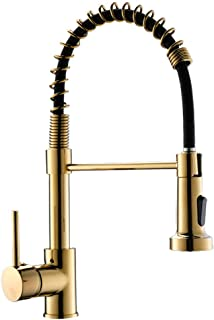 Fapully pull down kitchen faucet DFA-1003G