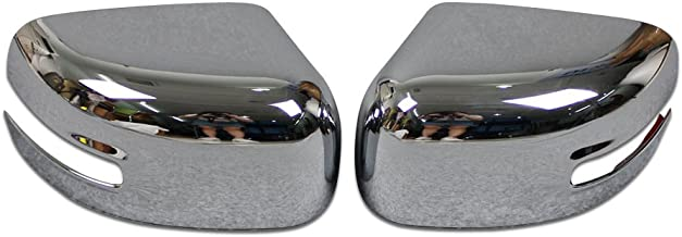 Rqing For Jeep Renegade 2016 2017 2018 Chrome Rear View Mirror Cover Trims
