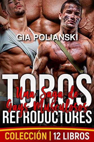 Toros Reproductores: Una Saga de Gays Musculosos (Colección de 12 libros) (El sumiso, el semental reproductor y su maestro nº 7)