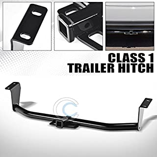 Armordillo USA 7168602 Trailer Hitch-Class 1 Fits 2003-2017 Toyota Corolla Black