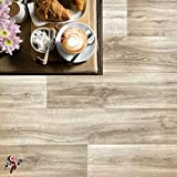 pavimento in pvc effetto legno altezza 100 cm pavimento pvc legno per interno esterno prezzo al mq! pavimento pvc parquet alta resistenza adatto a tutti gli spazi abitativi (puretex lime oak 161m)