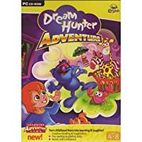 Dream Hunter Adventures for Ages 4-8 (PC,CD) (輸入版)