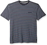 Quiksilver Men's Shred That Knit Crew TOP, Blue Night Sherd That, S
