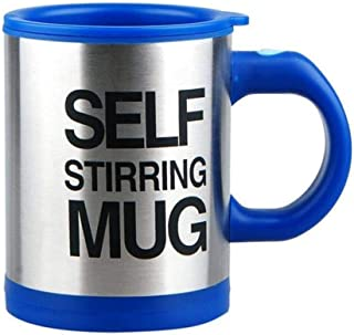Best blue self stirring mug Reviews