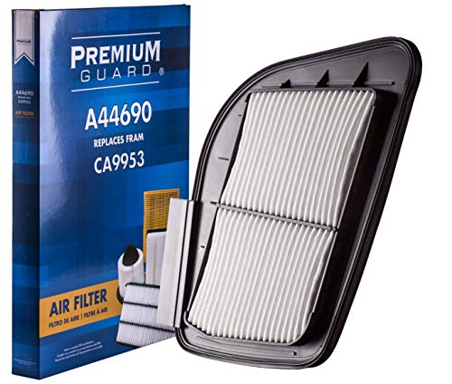 PG Air filter A44690|Fits 2004-09 Cadillac SRX, 2005-11 STS