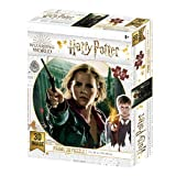 Prime 3D-Redstring-Puzzle lenticular Harry Potter Hermione Granger Batalla 300 piezas (Efecto 3D)