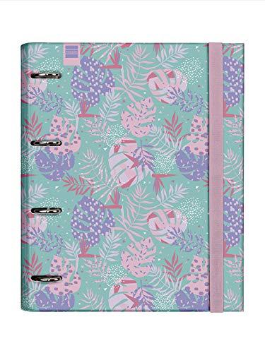 Finocam - Carpebloc DIN A4 Prints Floral