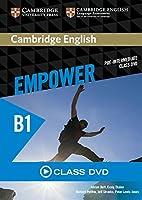 Cambridge English Empower Pre-intermediate Class [DVD]