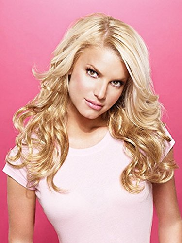 Hairdo by Jessica Simpson and Ken Paves 23 Inch Wavy Extension 1 piece (Color Selected R10)