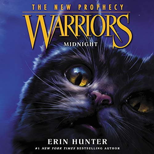 Midnight Audiobook By Erin Hunter cover art