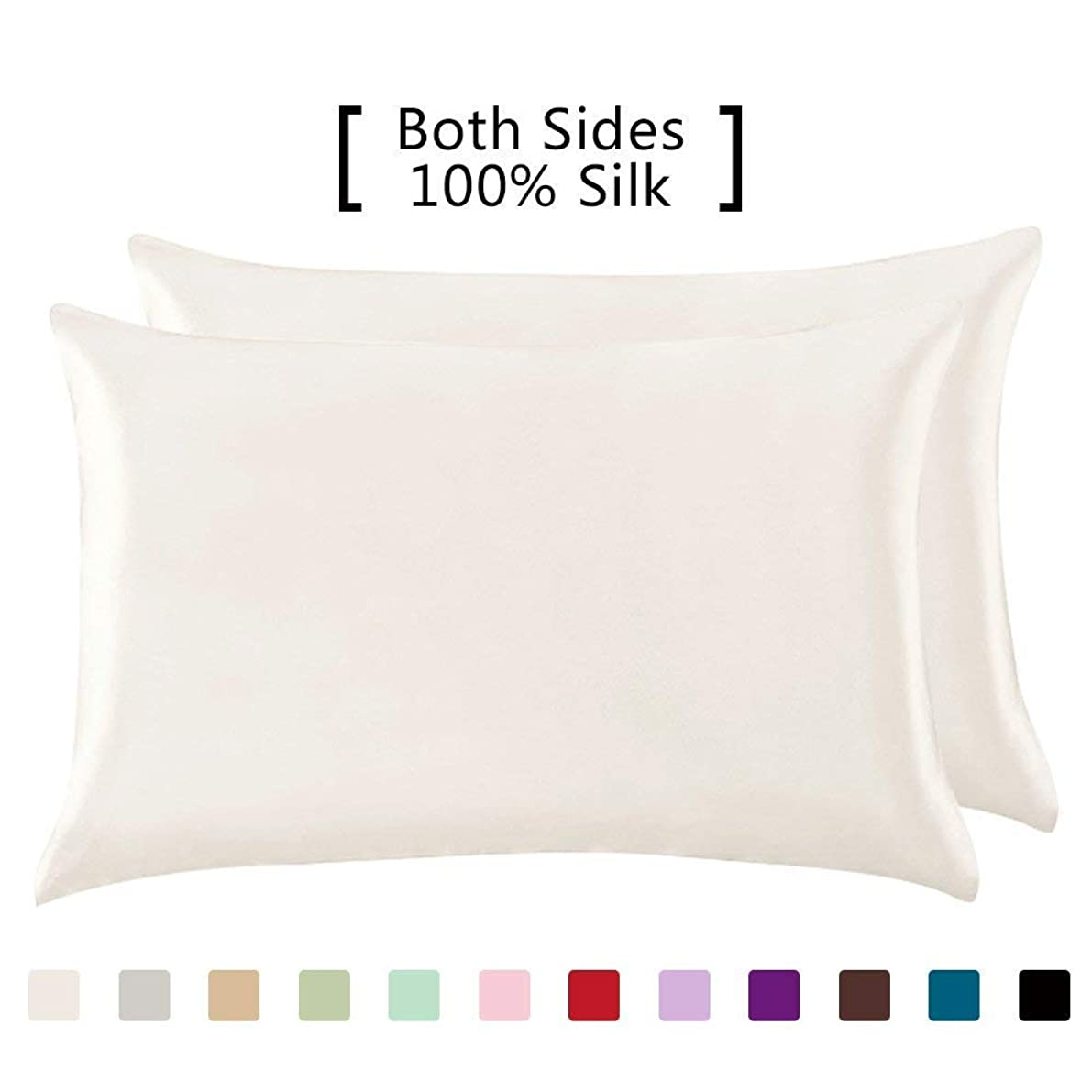 Faunna Queen 2-Pack Luxana Pillow Cover