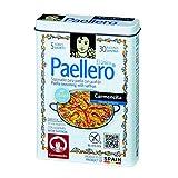 Carmencita- Spice Mix Condimento per Paella - Lattina da 5 bustine