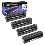 Speedy Inks Compatible Toner Cartridge Replacement for Samsung CLT-503L High Yield (1 Black, 1 Cyan, 1 Magenta, 1 Yellow, 4-Pack)