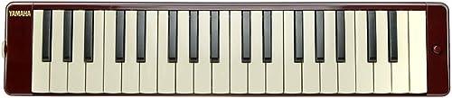 Yamaha - P37D02 - Pianicas (Mélodica) - Rouge foncé